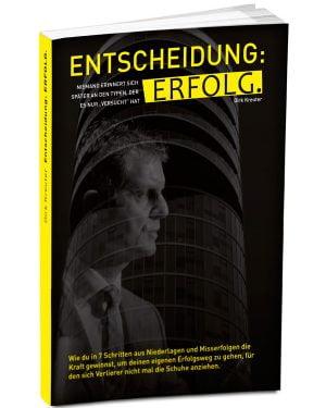 GRATIS BUCH: Dirk Kreuter - Entscheidung Erfolg