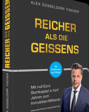 Eventfinder24 Shop Reicher-als-die-Geissens-Alex Fischer Buch