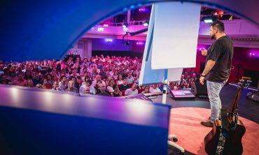 3. Emotional Public Speaking Masterstage mit Lorenzo Scibetta 2020 [Frankfurt]