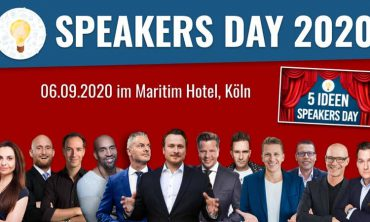 Der 5 IDEEN SPEAKERS DAY 2020 [Köln]