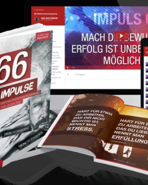 66 Impulse - Dein tägliches Motivationsprogramm -Christian Bischoff Online Shop Eventfinder24